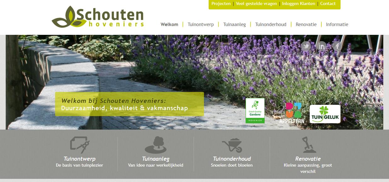 hoveniersbedrijf Arnhem
