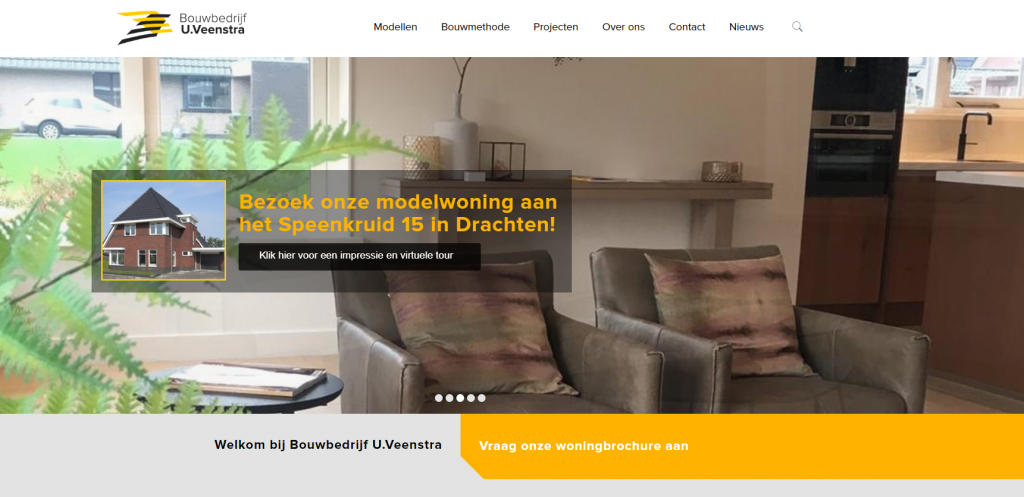 Bouwbedrijf Friesland